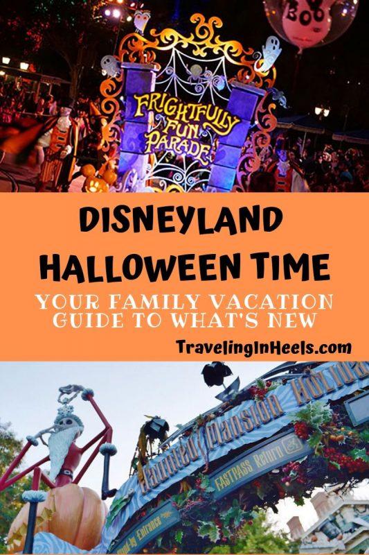 Family vacation Guide Disneyland Halloween Time #DisneylandHalloweentime #Disneylandfamilyvacation #multigentravel