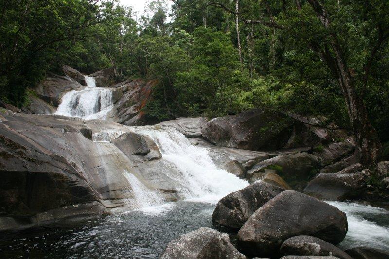 Josephine Falls - Wooroonooran National Park, Australia