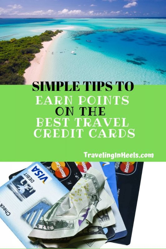 Simple tips to earn points on best travel credit cards #travelcreditcards #familyvacation #traveltips