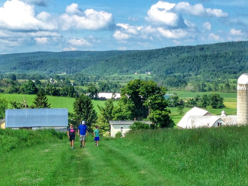 Perfect for all ages of multigenerational family travel: Cooperstown, NY