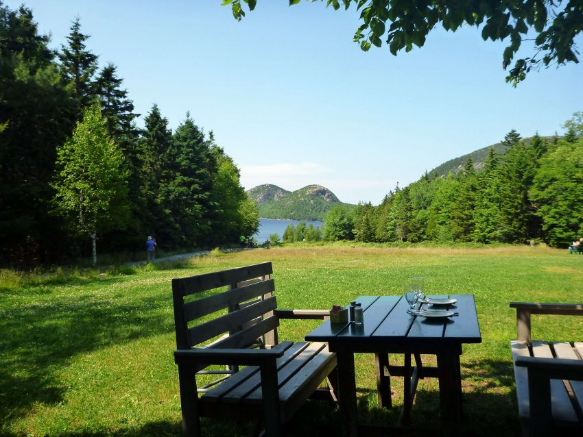 From easy family-friendly hikes, to a horse-drawn carriage ride and tea with popovers at the Jordan Pond house. With Bar Harbor close by with nice hotels and B&B's, Acadia National Park in Maine is a fun multigenerational family travel destination.