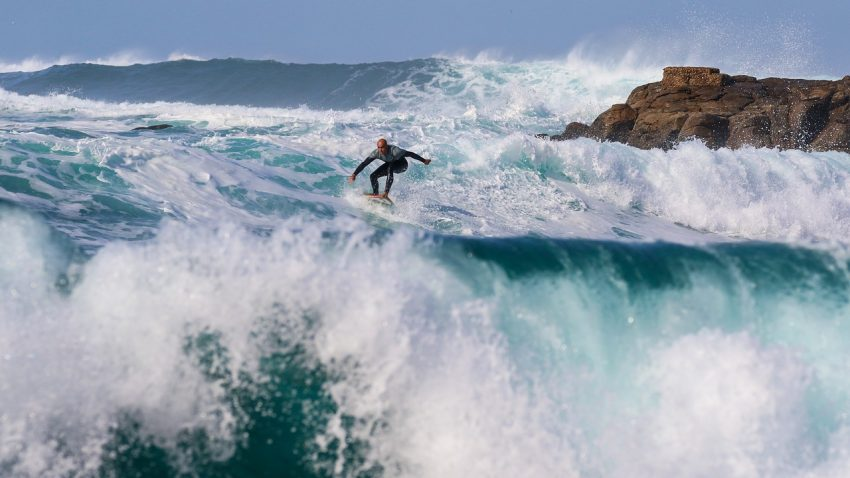Some of the best beach vacations in Hawaii lead to some of the best surfing