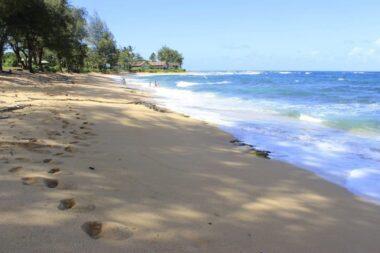Kauai beach vacations are the perfect family vacation.
