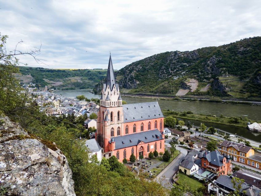 The perfect international destination for multigenerational family travel is Oberwesel, Upper Middle Rhine Valley, Germany.