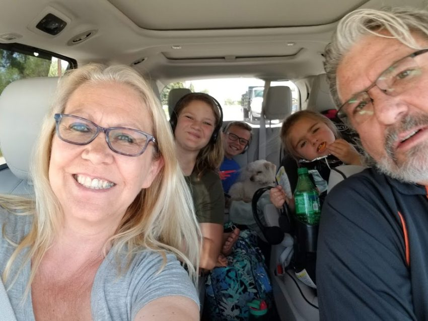 We are fans of loading up the multigenerational family and hitting the highway for a road trip.