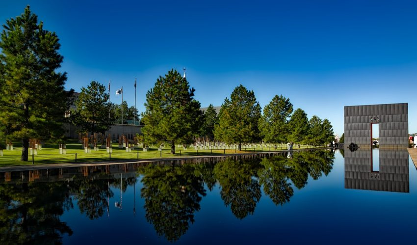 A somber remembrance, visit the Oklahoma City National Memorial & Museum.