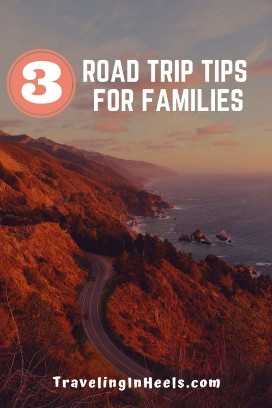 Get ready to reduce your expenses and increase your experiences with these 3 simple road trip tips for families #roadtriptips #familyroadtrip #roadtrip #familyvacation #multigentravel #multigenerational