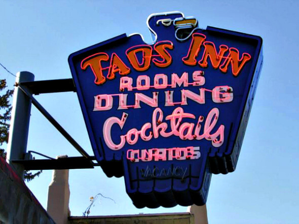 One of my preferred places to stay in Taos, New Mexico, is the Taos Inn.