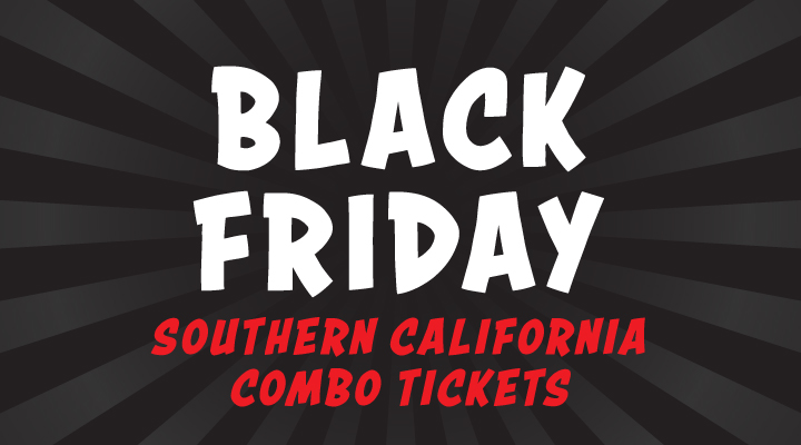Save more with these Southern California Combo tickets with Get Away Today