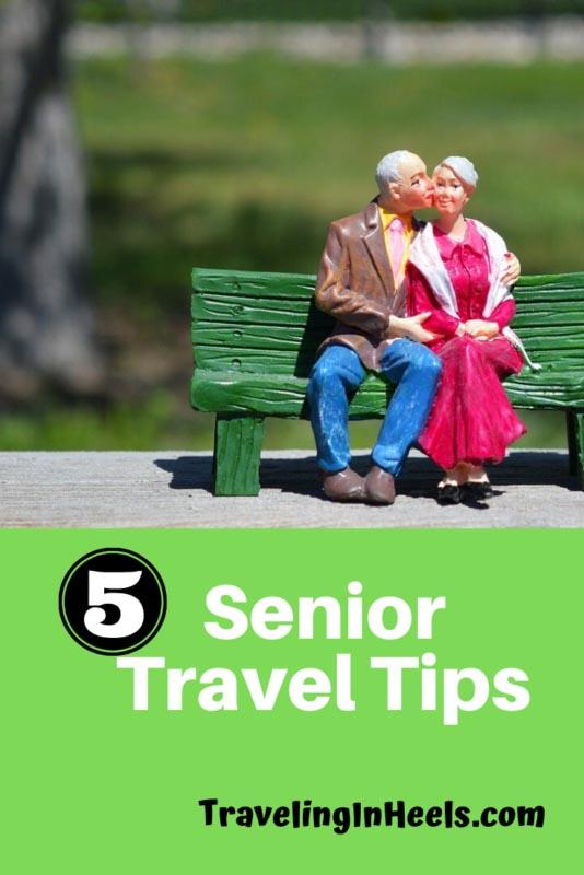 From travel insurance to where to stay, 5 savvy senior travel tips #traveltips #seniortravel #familyvacation #multigentravel