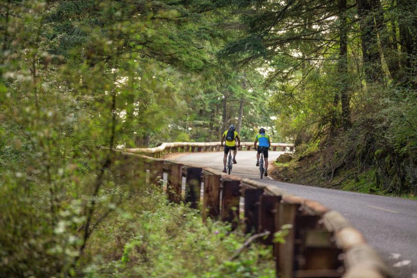 REI San Juan Islands Weekend Cycling Photo: RE
