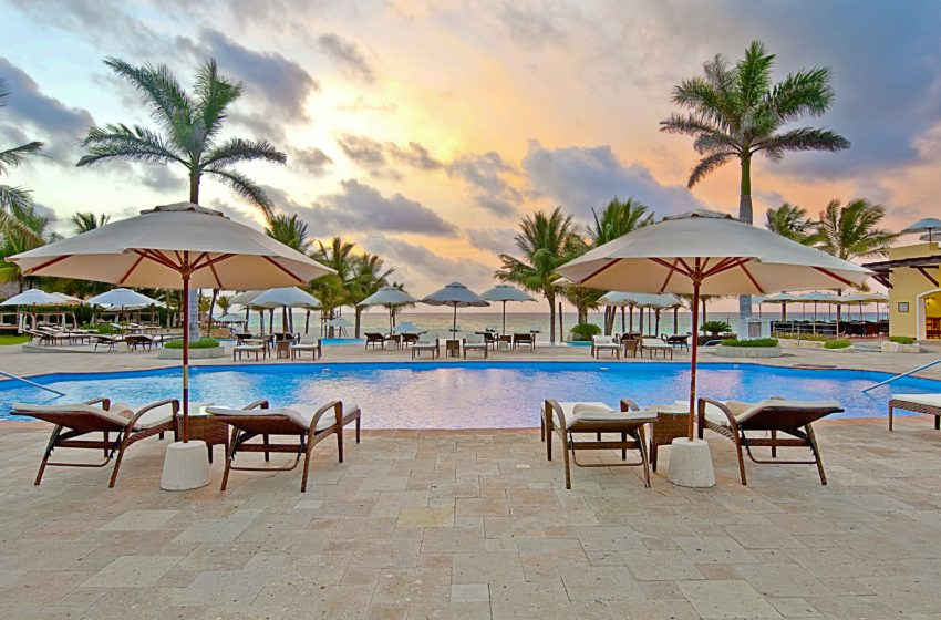 Check into the Royal Hideaway Playacar with these black friday travel deals 2019