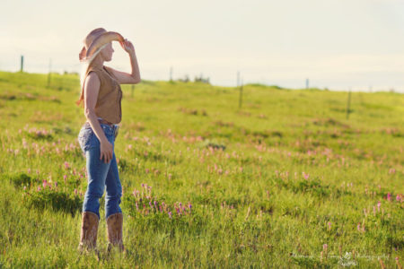 Over 50 doesn't mean you still don't got style and trends in western wear for women make it easy.