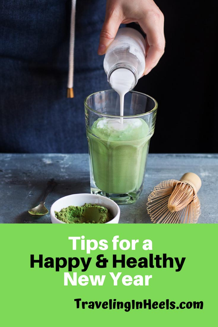 Tips for a Happy and Healthy New Year #healthytips #happyhealthynewyear