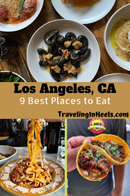 Ultimate Guide to the Best Places to Eat in Los Angeles, California #LArestaurants #bestplacestoeatinLA #bestplacestoeatinLosAngeles #losangelesrestaurants #foodie #familytravel