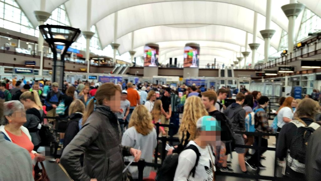 Skip the long lines at customs and immigrations by applying for Global Entry. Photo: Diana Rowe