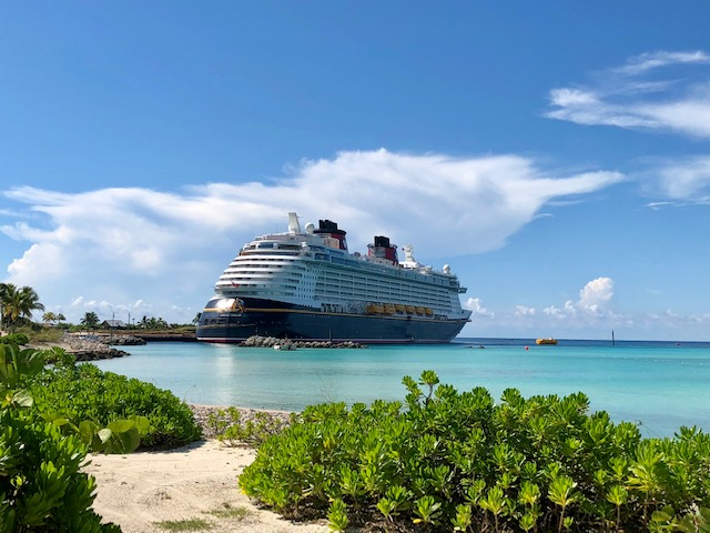 The best cruises for families include Disney Cruise Line.