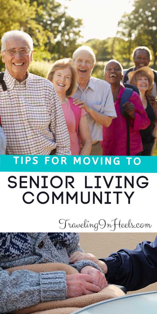 Moving on Up: Tips for preparing to move to Senior Living Community #seniorlivingcommunity #seniortips #seniorlivingtips
