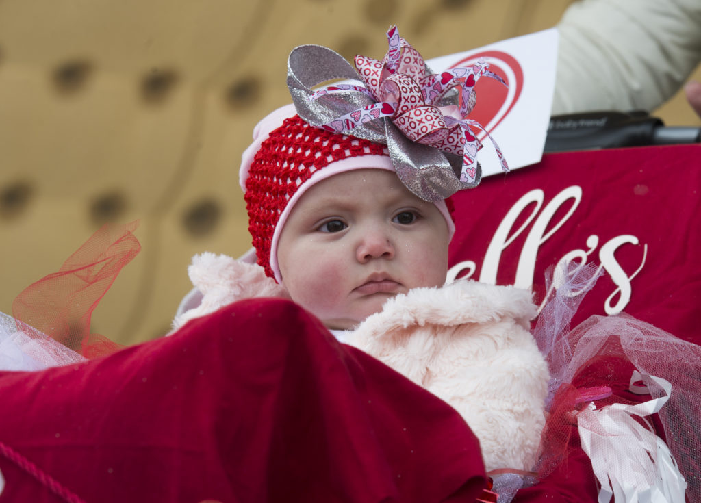 Scenes at the Sweetheart Festival in downtown Loveland Saturday Feb. 9, 2019. Photo credit: Visit Loveland