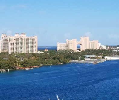 One of the most iconic views of The Bahamas is Atlantis Bahamas on Paradise Island.