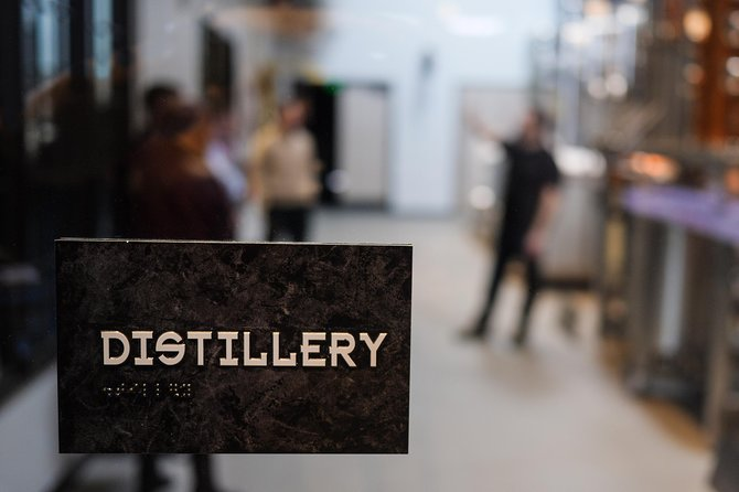 Create a spirited romantic date night in Denver with a distillery tour. Photo: Viator