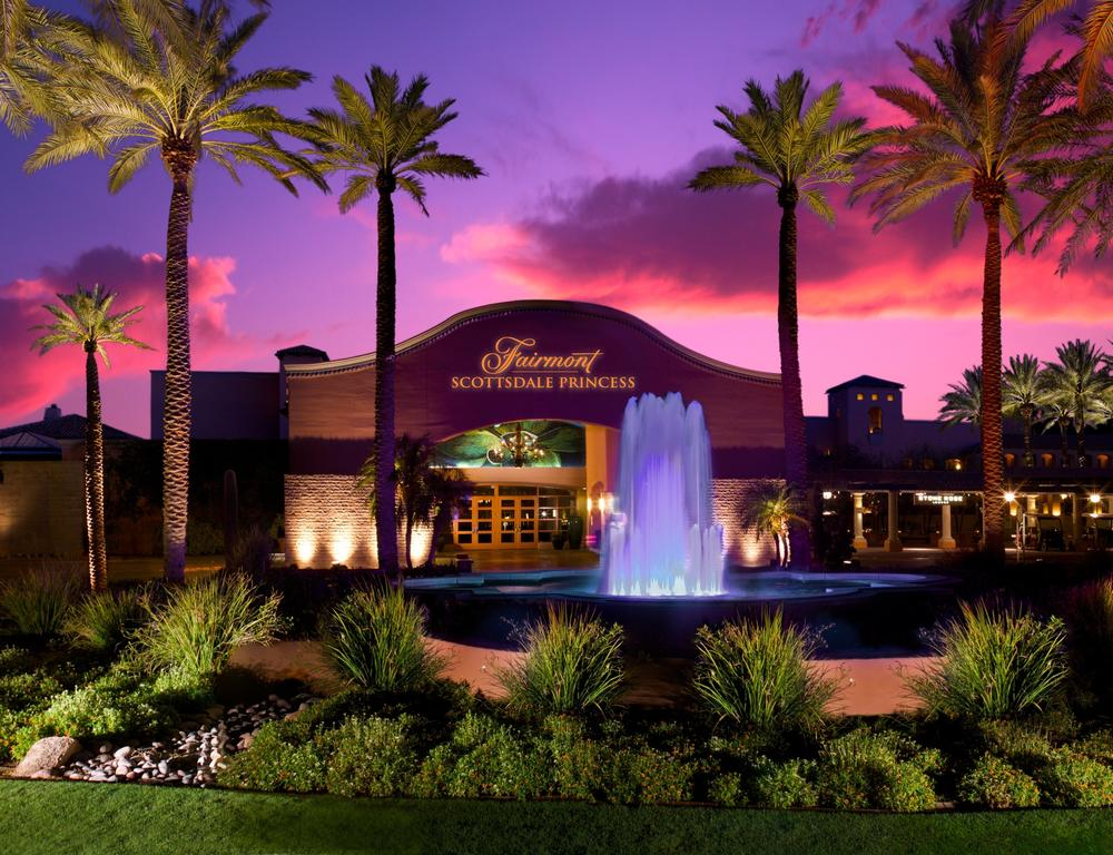 Get the celebrity treatment with world-class service at Fairmont Scottsdale Princess while enjoying spring training in Phoenix.