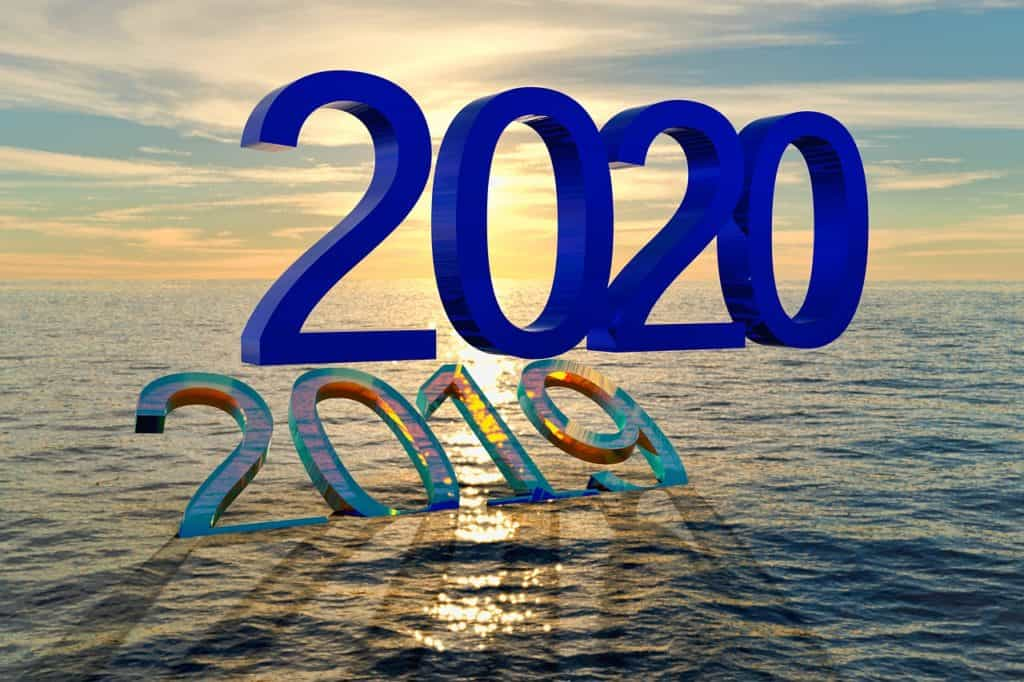 Welcome to a new decade and my 20 in 20 New Year's resolutions 2020!