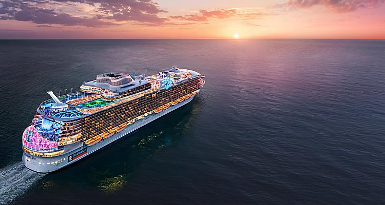 Add this to the best cruises for families: Wonder of the Seas Photo: Royal Caribbean Cruises