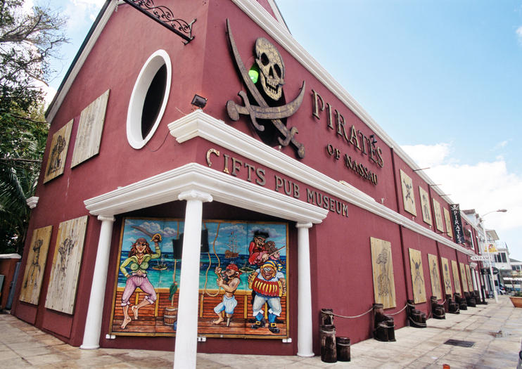 Arrgh, matey, step inside the interactive Pirates of Nassau, one of many fun things to do in Nassau Bahamas