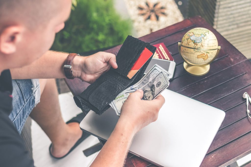 One of the ideas for saving money is to monitor your purchases -- even the little ones.