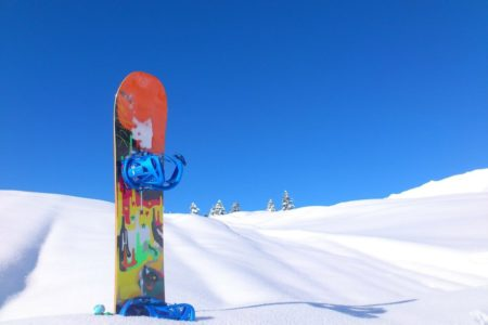 To rent or not to rent snowboard gear? Depends on your time and financial investment.