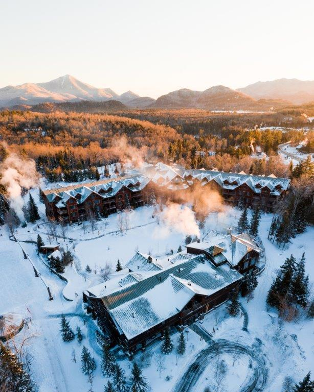 Experience world-class service at The Whiteface Lodge Located in Lake Placid, The Whiteface Lodge is 1.5 miles from Lake Placid and is 1.4 miles from Mirror Lake.