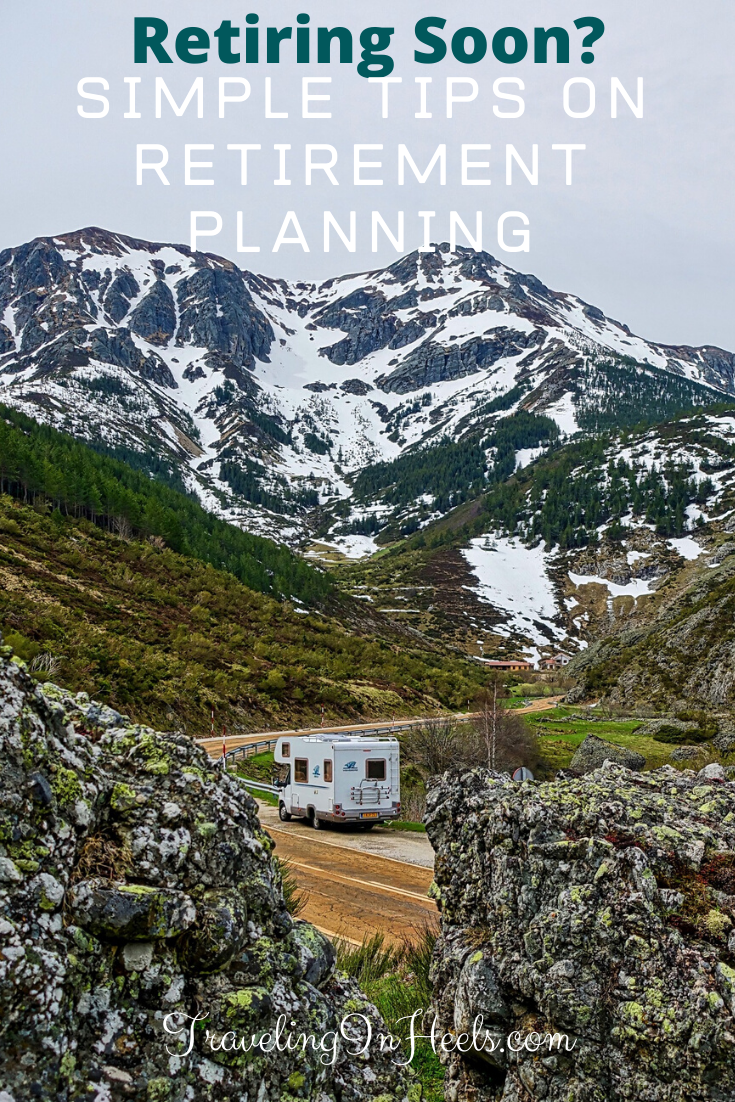Retiring soon? Read our simple tips on retirement planning to Make Your Golden Years Your Best Yet. #tipsonretirement #retirementplanning #retirementtravel #rvshare