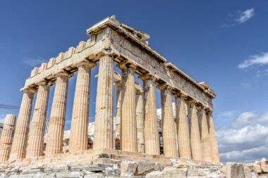 Take a virtual Field Trip with a tour inside the Acropolis Museum in Greece.