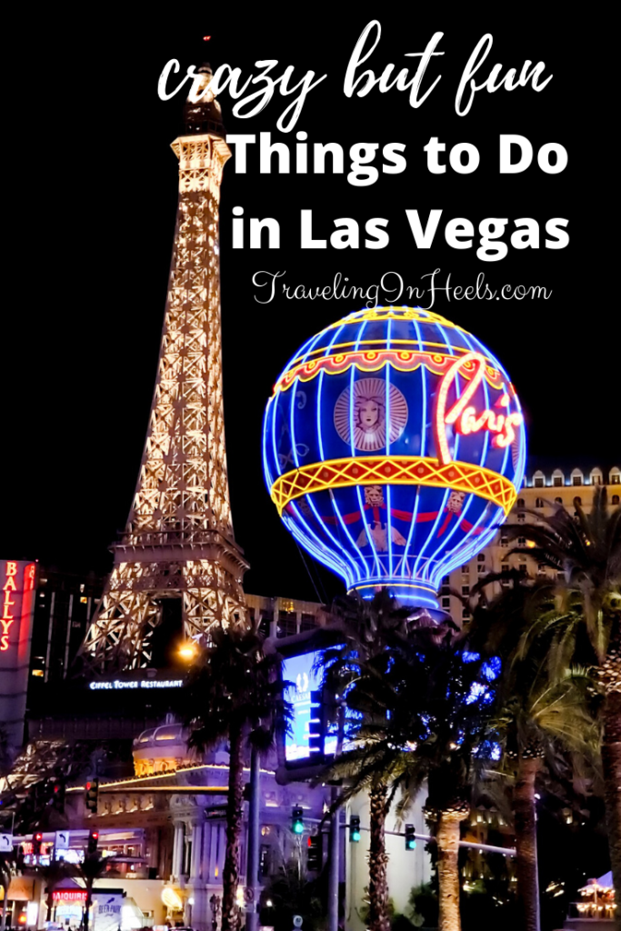 From rollercoasters to bungee jumping, crazy but fun things to do in Las Vegas #Vegas #lasvegas #thingstodoinVegas #familyvacation #multigentravel