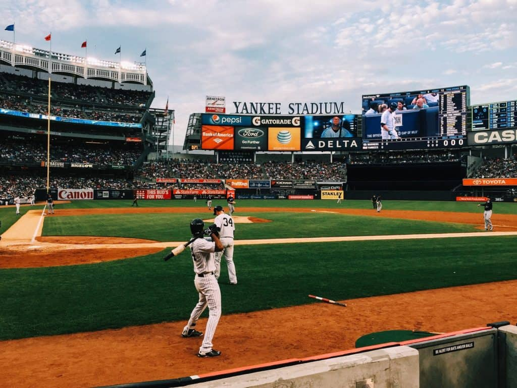 Visit New York City for a Yankee baseball game, stay for all the fun things to do in NYC.