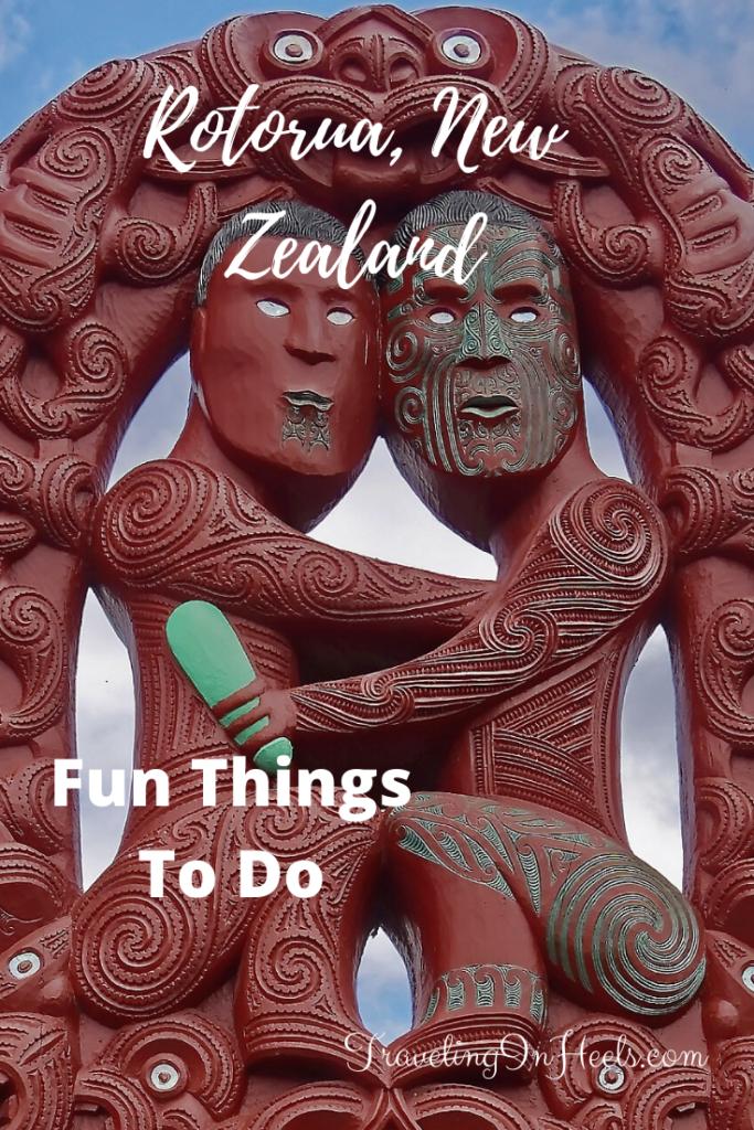 Fun Things to do in Rotorua, New Zealand #rotoruanewzealand #thingstodoinrotorua #newzealand #familyvacation #multigentravel