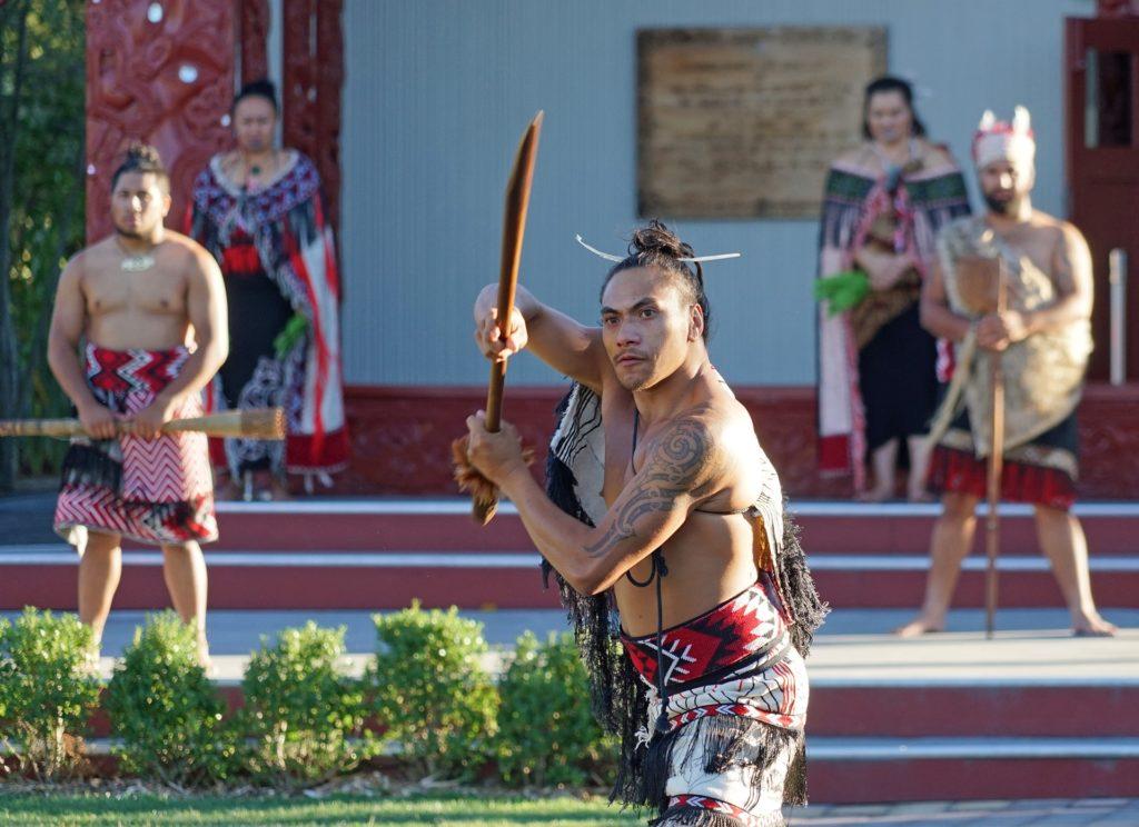 Experience the native Maori culture in Rotorua, New Zealand.