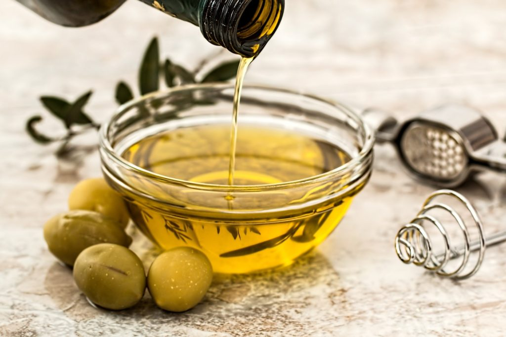 Be sure to add Extra Virgin Olive Oil to your staple pantry items
