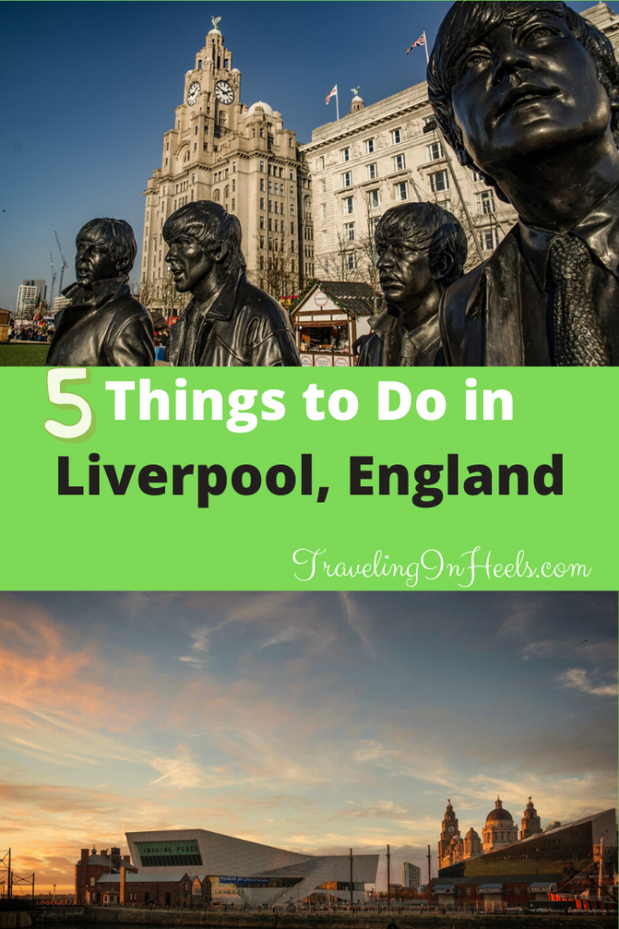 5 Things to do in Liverpool, England #thingstodoinliverpool #liverpoolengland #liverpool #familyvacation #multigentravel #beatles