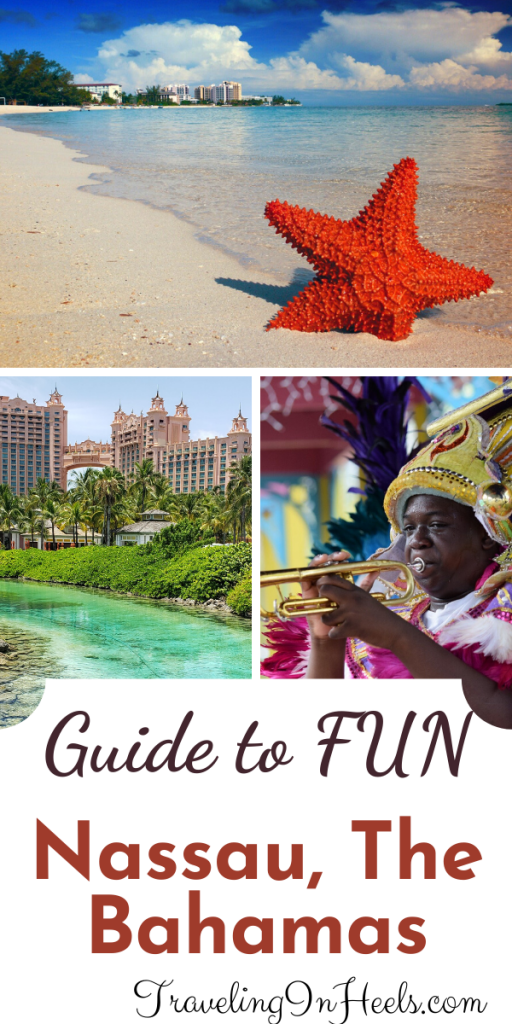 From the water parks to turquoise ocean to exploring its historic town, Fun things to do in Nassau, The Bahamas #funthingstodoinNassau #TheBahamas #beachvacation #familyvacation #multigentravel