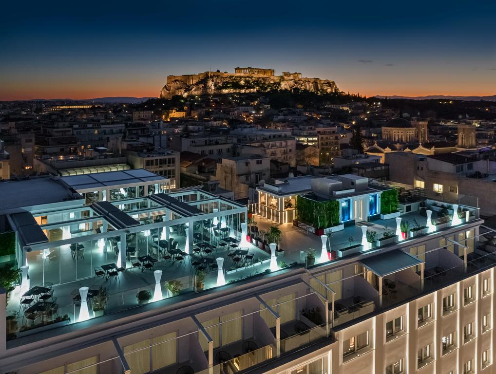 Just 2,650 feet from the world-renowned Acropolis and Acropolis Museum, Elia Ermou Athens Hotel is conveniently set in the heart of Athens.