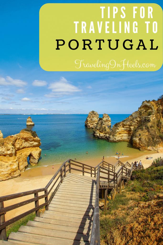 Tips for Traveling to Portugal #travelbucketlist #portugaltraveltips #portugalvacationtips #portugalvacationideas #familyvacation #multigentravel #internationalfamilytravel