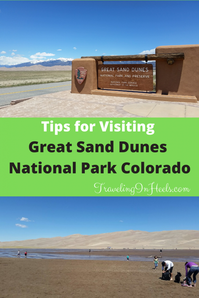 From when to visit and what to do, Tips for Visiting the Great Sand Dunes National Park in Colorado #sanddunesnationalparkcolorado #sanddunescolorado #issanddunesnationalparkopen #nationalparks #coloradonationalparks #coloradofamilyvacation #familyvacation #multigentravel