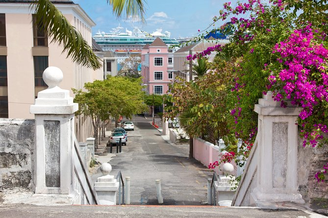 Walk between the historic attractions in downtown Nassau on this sightseeing tour, a great choice for a shore excursion or for first-time visitors.