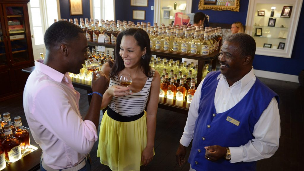 """Discover the """"Spirit of the Bahamas"""" with a tour of John Wattling's Distillery."""