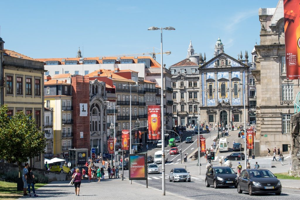 The best way to experience all Portugal has to offer is hiring a car to explore the city and the countryside.