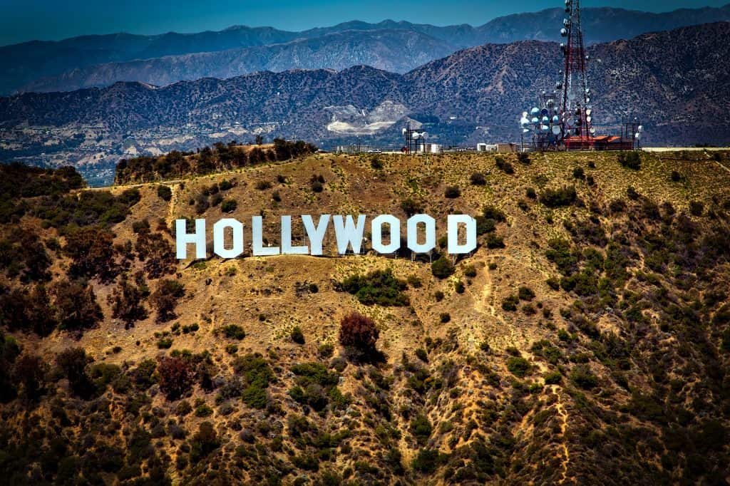 One of the things to see in LA is the Hollywood sign. Originally intended to last just a year and a half, the Sign has endured more than eight decades – and is still going strong