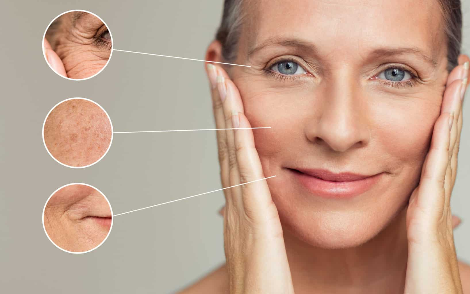 With these simple skin care routine steps, protect your skin and prevent further damage.
