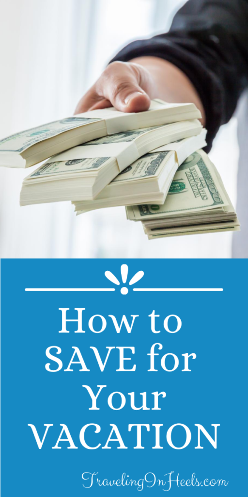 From Round-up apps to monitoring your purchases, simple tips on How to Save for Your Vacation #howtosaveforyourvacation #vacationsavings #traveltips